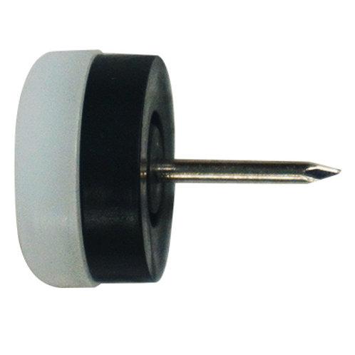 Deslizador clavo 20mm (pz)