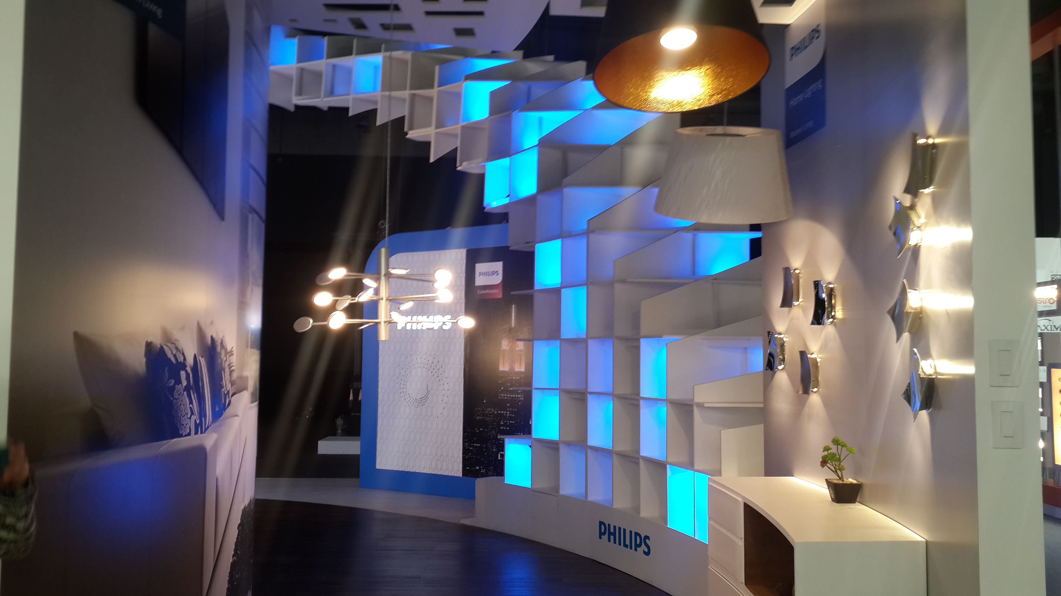 Stand 240 m2_Philips ELA 2016