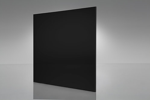 Acrílico negro 3mm 120 x 240 (hoja)