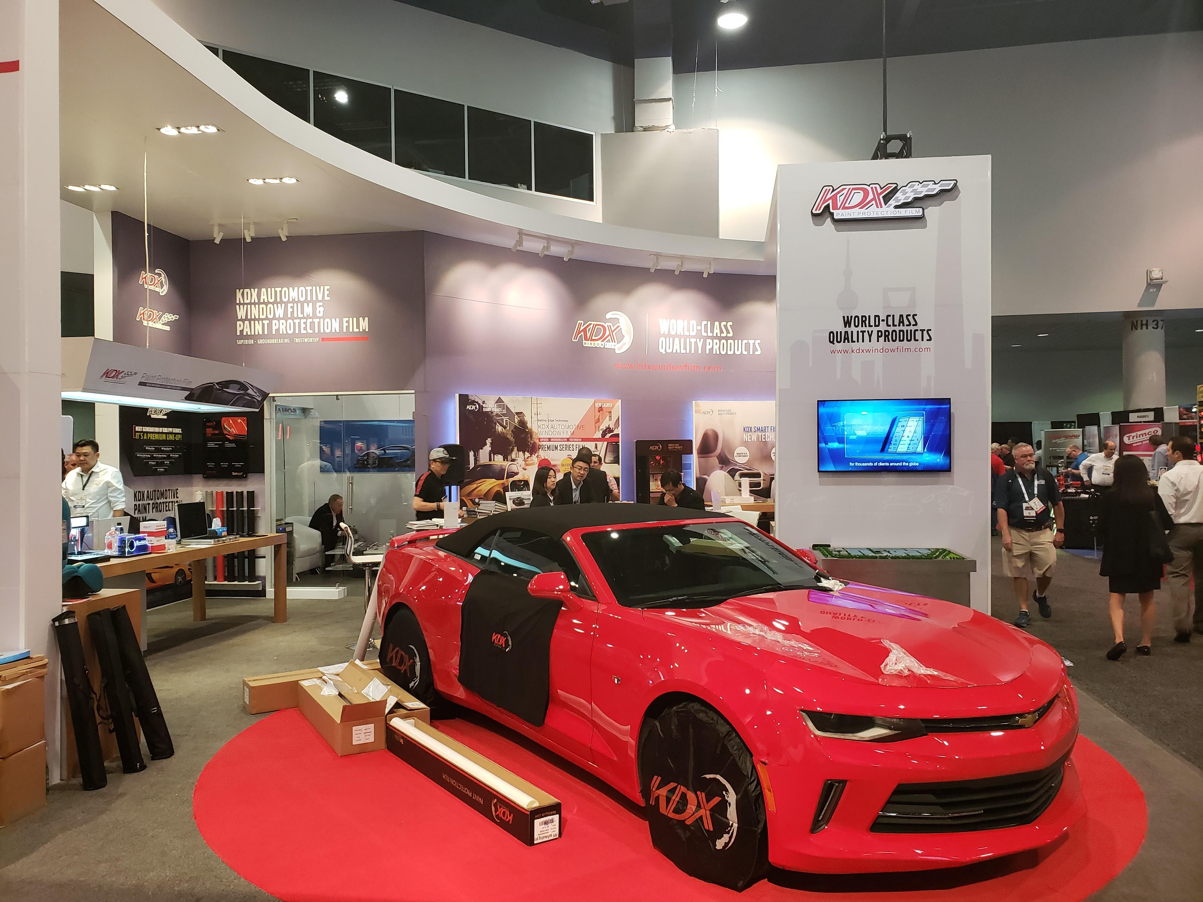 THP-KDX SEMA Show 2018_Las Vegas