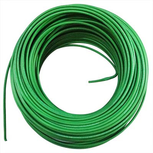 Cable THW cal. 14 verde