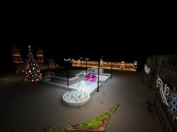 Navidad en zócalo capitalino