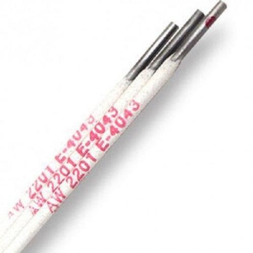Electrodo AW-2201 E-4043 (pz)