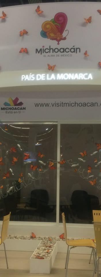 Stand Michoacán_Tianguis Turístico