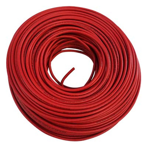Cable THW cal. 20 rojo (mt)