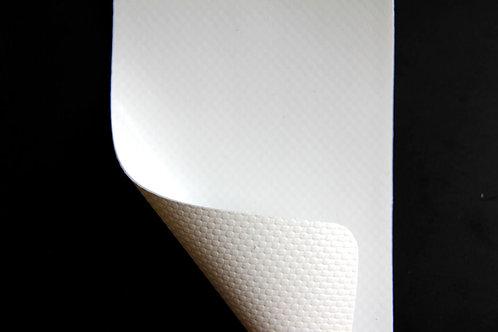 Lona blanca brillante UV 13oz de 320 cm (mt)