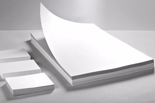 Papel bond blanco de 60cm (mt)