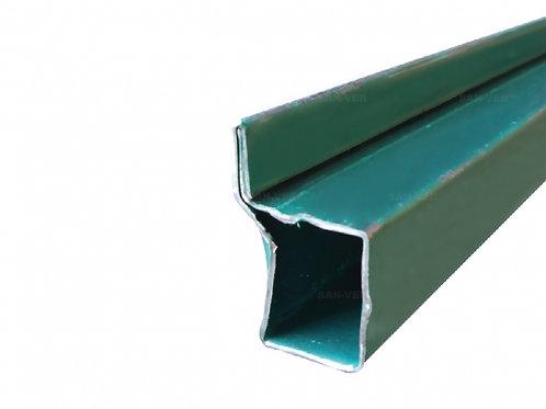 "Tubular perfil ""Z"" 106 pintado cal. 18 (tramo)"