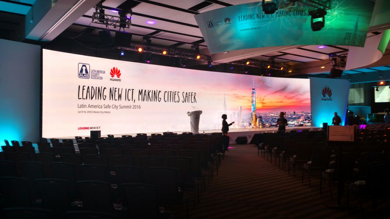 Safe City Summit 2016_HUAWEI