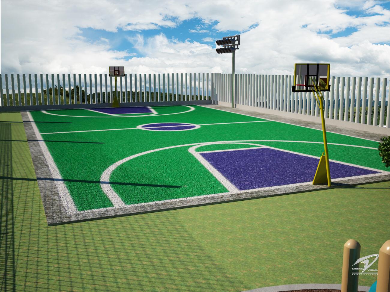 Centro deportivo