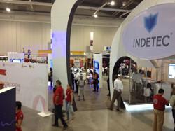Stand Indetec 2014