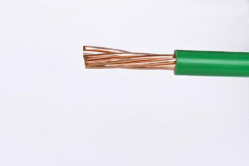 Cable AWG cal. 20 verde (mt)