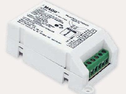 Balastra electrónica 2x26 para luminario (pz))