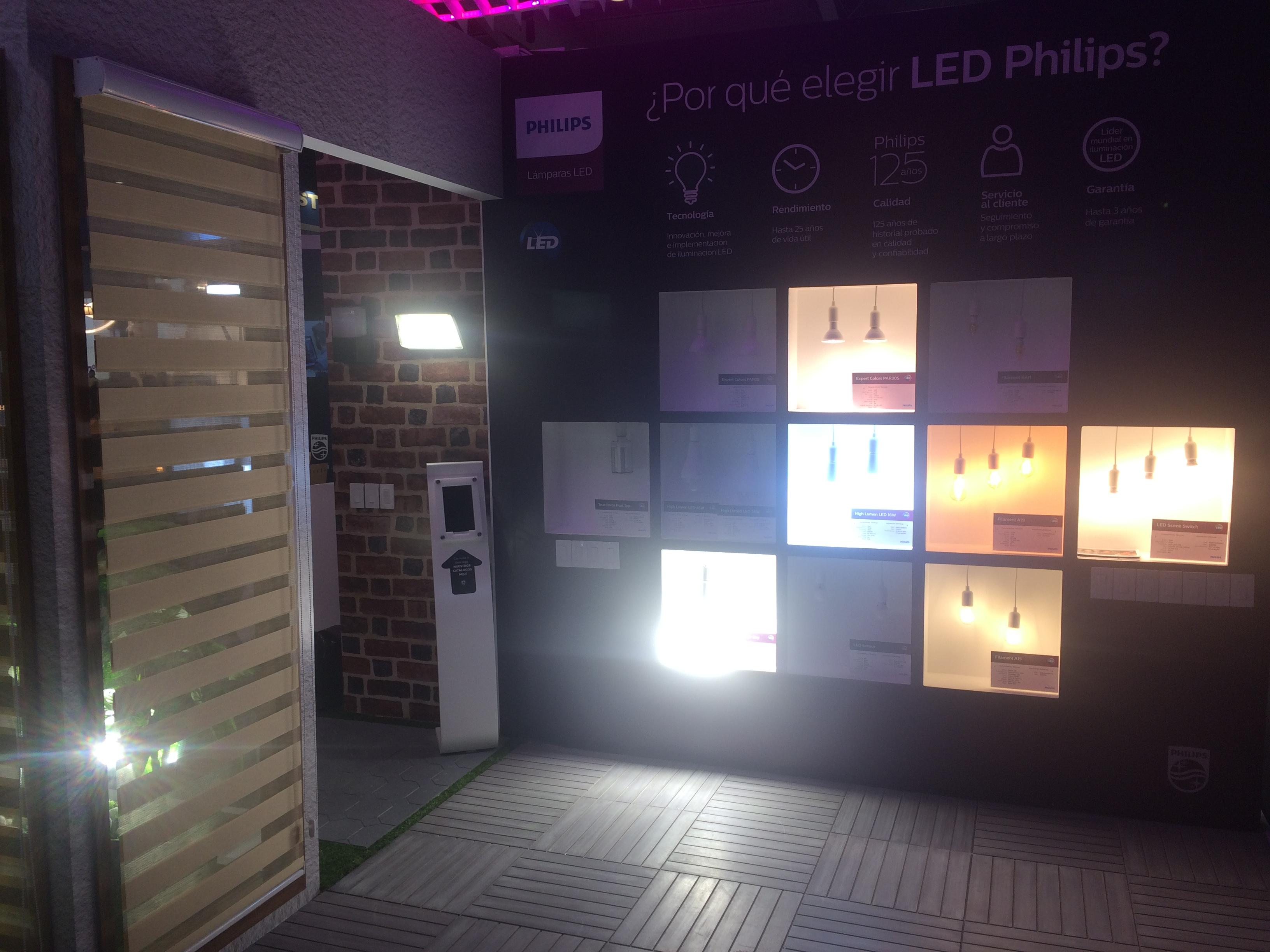 Stand 240 m2_Philips ELA 2017
