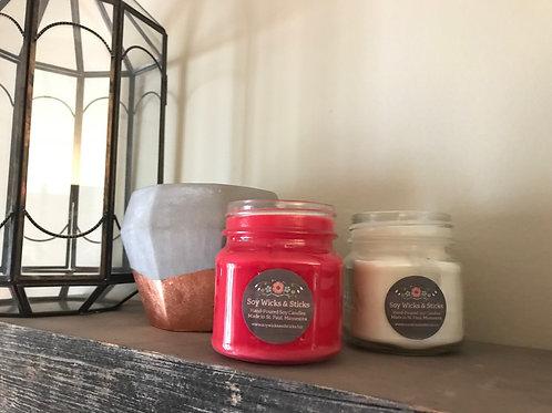 8 ounce Mason Jar