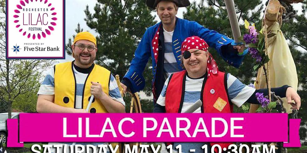 Lilac Festival - Parade