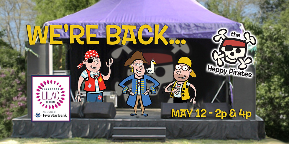 Lilac Festival - Kids Stage Show - 12pm