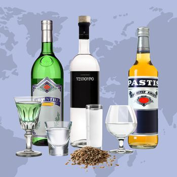 Everything You Need to Know About Anise-Flavored Spirits