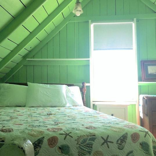 Dream in Green Bedroom