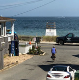 View from front door of the Inkwell Beach