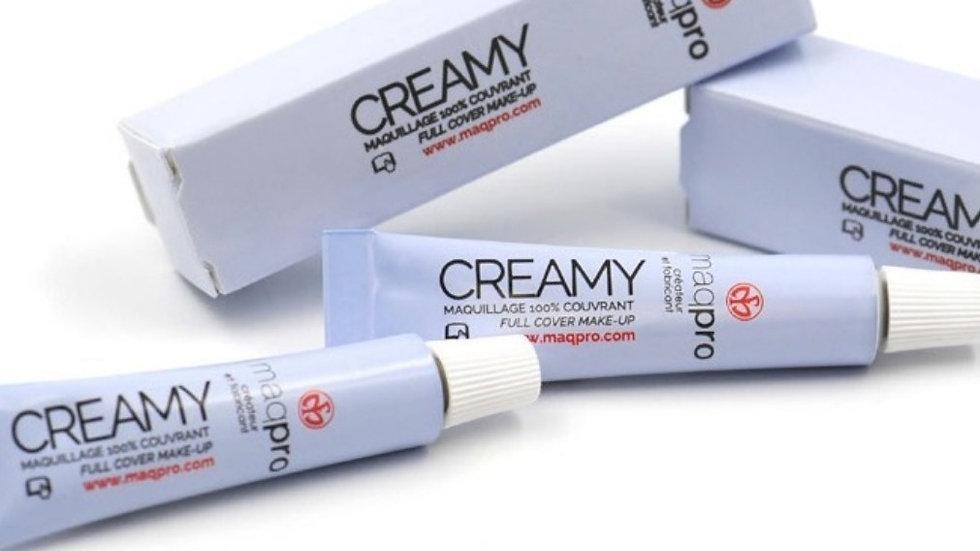 Creamy Cover