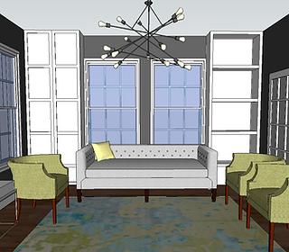 Interior Design Portfolio. Verve Holistic Healthcare