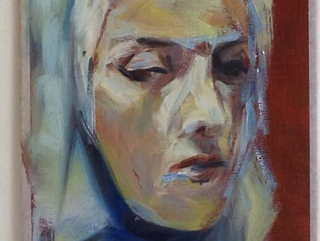 More unconscious paint…