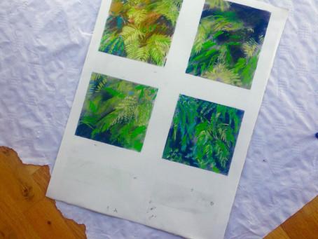 Emerald landscapes