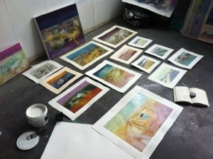 Showing Process