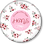 Thumbnail: Floral Hen Party Badges 12+
