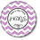 Thumbnail: Chevron Hen Party Badges 12+