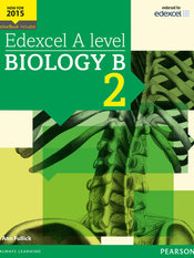 Edexcel A Level Biology B Book 2