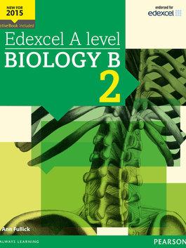 Edexcel A Level Biology B Book 2
