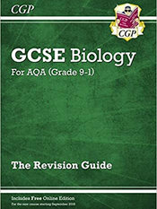 CGP GCSE Biology Revision Guide AQA