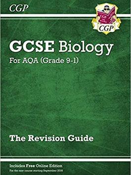CGP GCSE Biology Revision Guide AQA