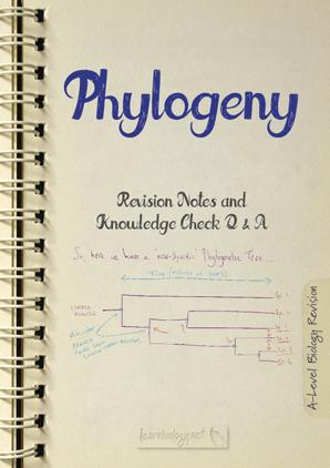 Classification of Organisms - Phylogeny PDF