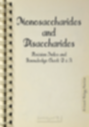 Monosaccharides-and-DisaccharidesA4-Note