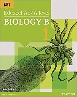 Edexcel A Level Biology B Book 1