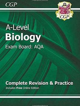 CGP A Level Biology AQA