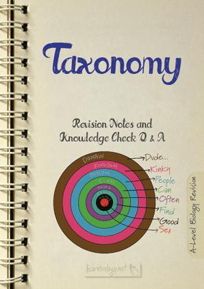 Classification: Taxonomy
