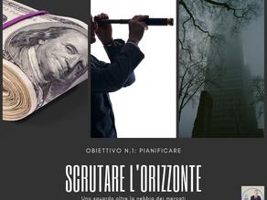 SCRUTARE L'ORIZZONTE
