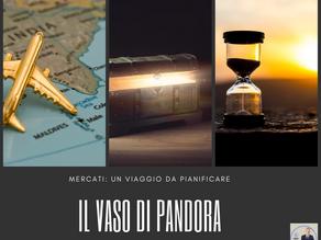 Il vaso di Pandora e i mercati