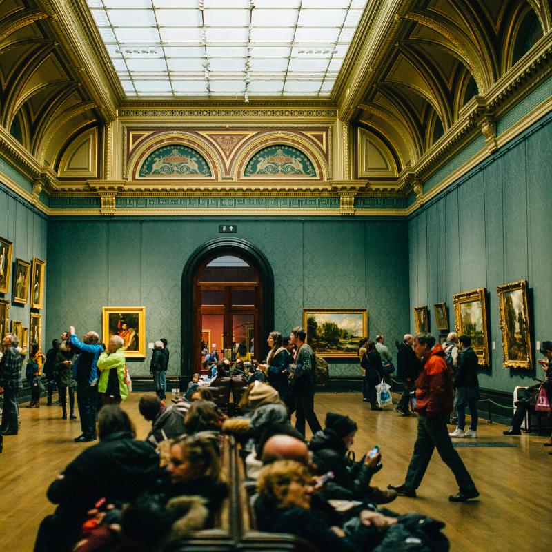 Per una gestione attiva del patrimonio artistico