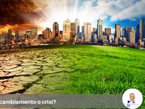 Clima: cambiamento o crisi?