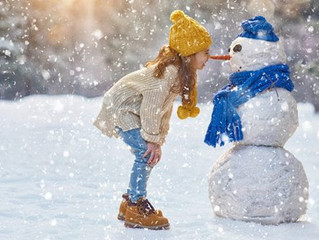 4 Reasons to Buy Your Dream Home This Winter!