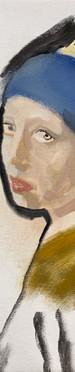 Elise Dawson, After Vermeer 16