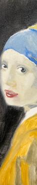 Elise Dawson, After Vermeer 11