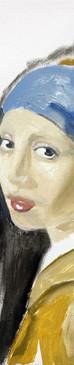 Elise Dawson, After Vermeer 10