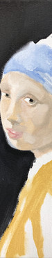 Elise Dawson, After Vermeer 19