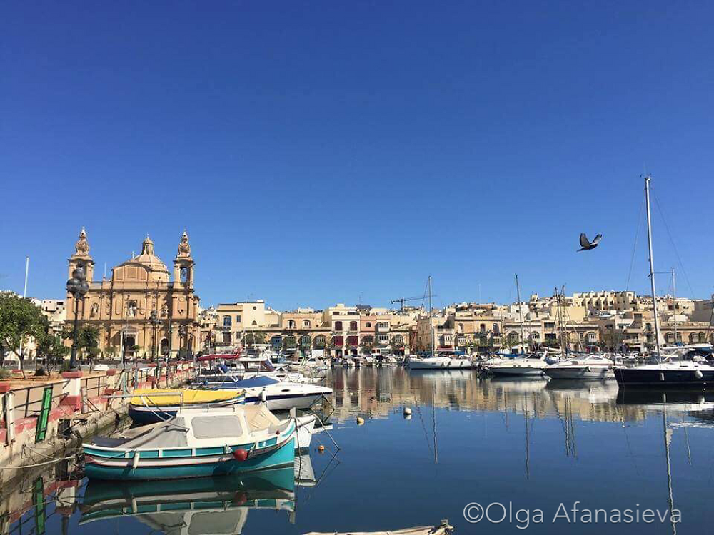 Мальта, by Olga Afanasieva